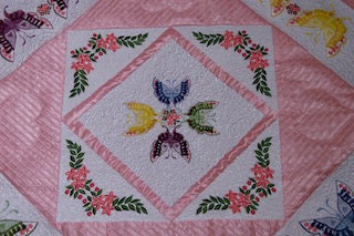 Micro Quilting